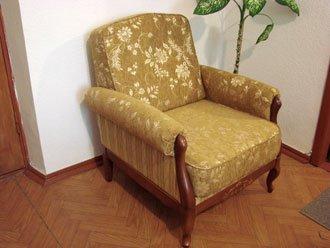Реставрированное кресло