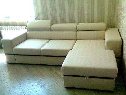 Перетяжка мягкой мебели по низким ценам в Киеве