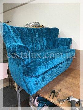 Перетяжка мягкой мебели стоимость