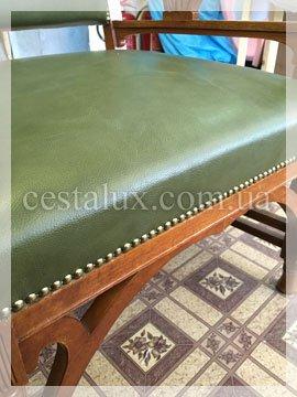 Перетяжка стула качественно
