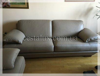 Перетяжка дивана цена