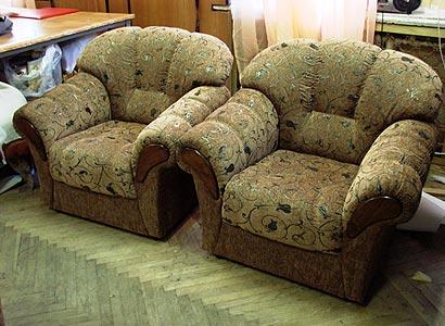 ремонт мякой мебели Киев