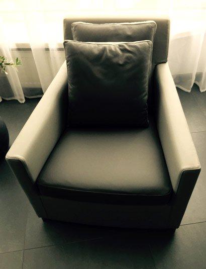 стоимость перетяжки кресла