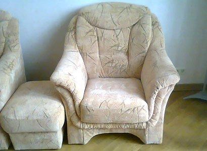 перетяжка кресла, цена