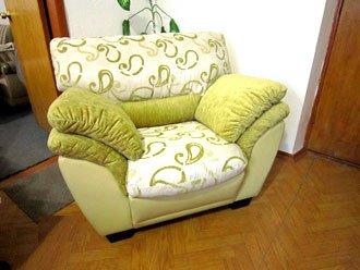 Перетяжка мебели недорого